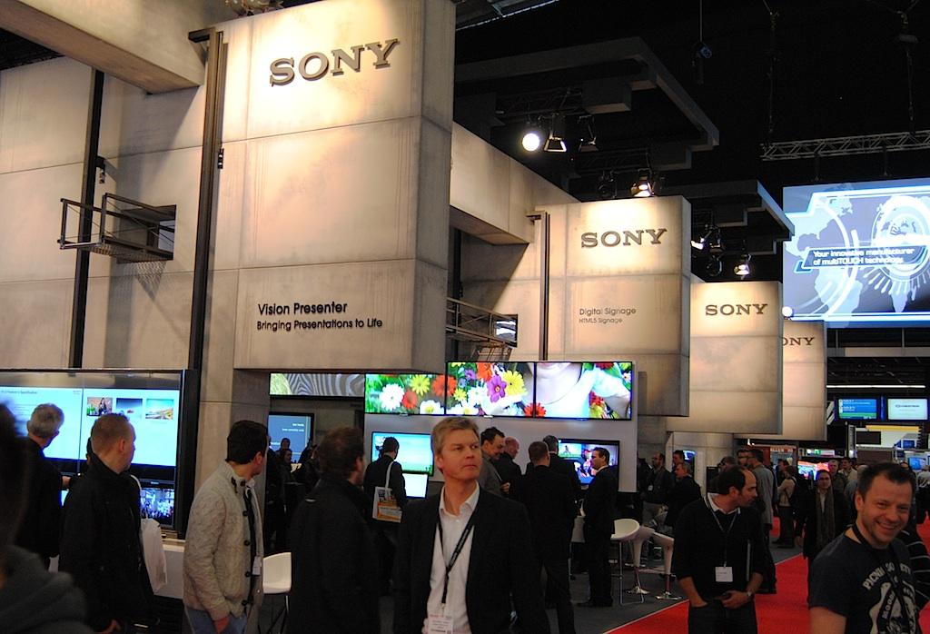 Sony Vision Presenter PWA-VP100: innovación de presentación visual ...