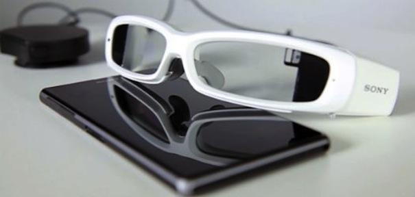 Sony smartglasses MWC