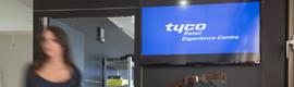 Tyco muestra en EuroShop 2014 sus soluciones de seguridad para el sector retail