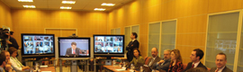 Iecisa install audiovisual recording system in the Spanish courts