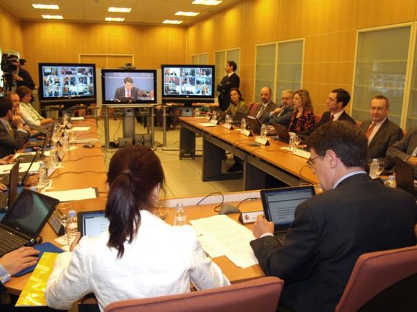 Videoconferencia en los juzgados