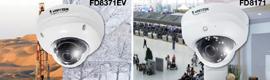 Vivotek FD8371EV y FD8171, cámaras domo de red para aplicaciones de videovigilancia ciudadana
