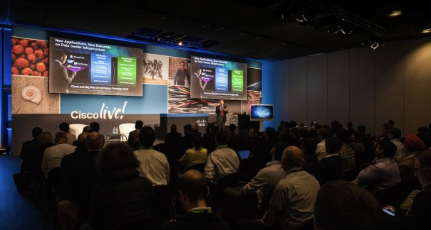 XL Video Cisco Live 2014 Milan Photo Sean Ebsworth Barnes