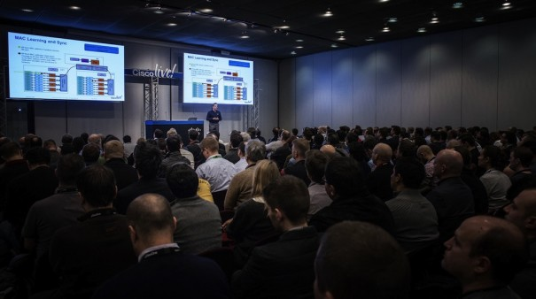 XL Video Cisco Live 2014 Milan Photo Sean Ebsworth Barness