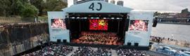 La Opera House de Sydney utiliza la tecnología de d&b audiotechnik para celebrar su 40 aniversario