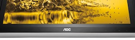 AOC develops two new monitors mySmart all-in-one touchscreen and Android
