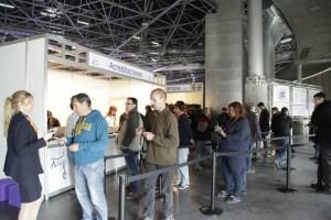 Afial2014 entrada Madrid Arena