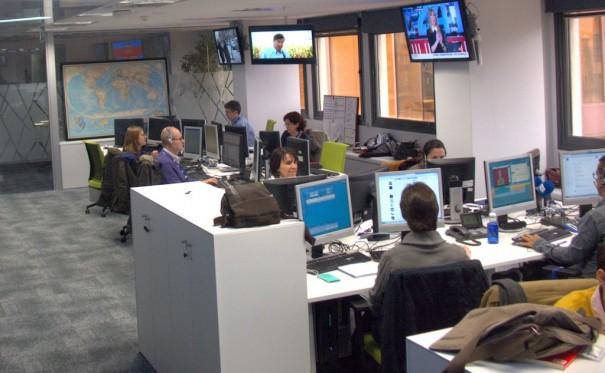 Agencia EFE redaccion TV