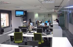 Agencia EFE redaccion radio