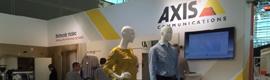 Axis mostró en EuroShop 2014 la funcionalidad de las cámaras IP en el sector del comercio minorista