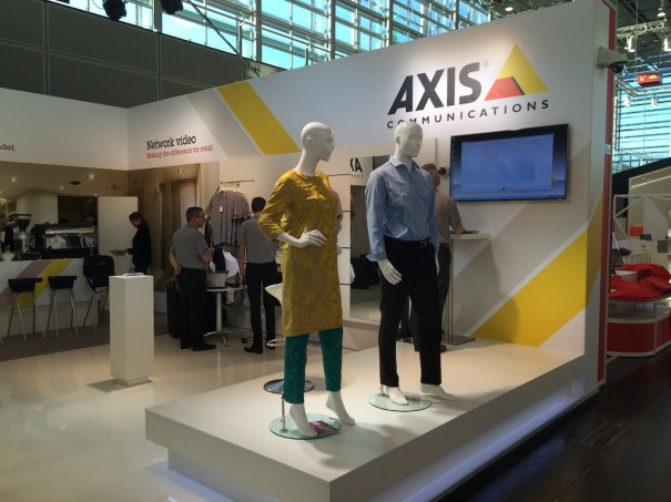 Axis en Euroshop 2014