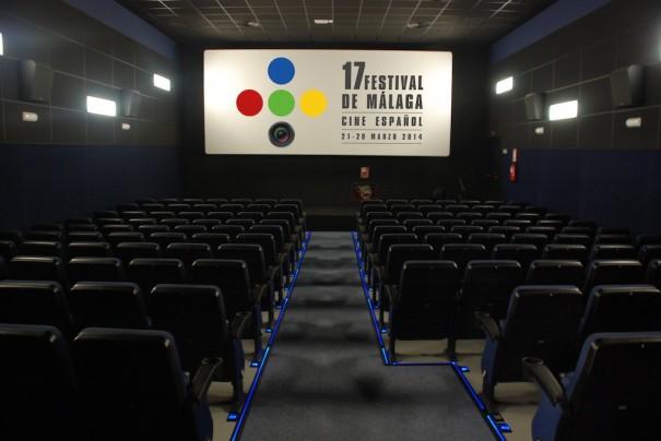 Christie Festival Malaga cine Albeniz Sala 3
