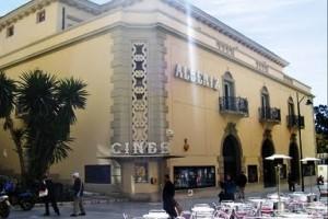 Cine Albeniz Malaga