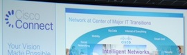 Internet of Everything, redes y cloud protagonizarán Cisco Connect 2014