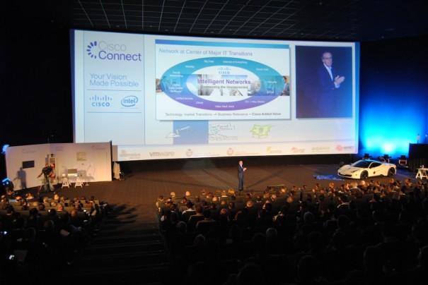 Cisco Connect 2013