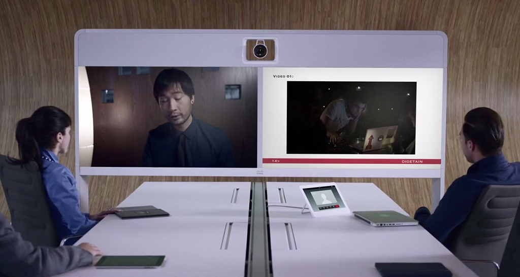 Cisco wants to convert the video of high quality in the ...