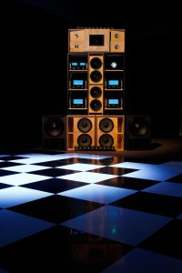 Despacio powered by McIntosh