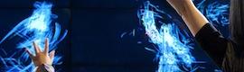 Arte, tecnología y vida artificial en la instalación interactiva de Espacio Fundación Telefónica