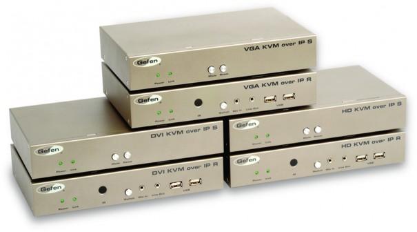 Gefen KVM para IP