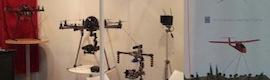 Los drones de la española Hemav muestran sus servicios de filmación aérea en e-Show Barcelona