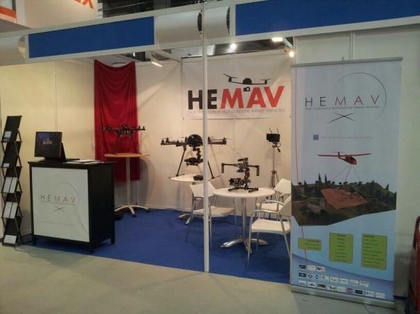 Hemav e-Show Barcelona2014