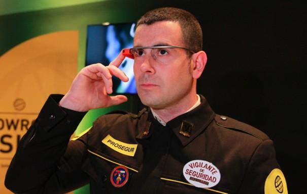 Intelygenz y Prosegur app Google Glass