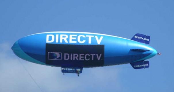 Nuevo dirigible DirecTV de Van Wagner