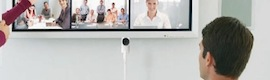 Ricoh P3000: portable video conferencing in real time for up to 20 simultaneous attendees