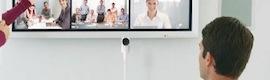 Ricoh P3000: videoconferencia portátil en tiempo real para hasta veinte asistentes simultáneos