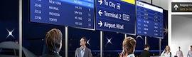 Samsung dinamiza con Ikusi y Zafire su propuesta integrada de digital signage para aeropuertos