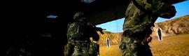 Indra suministrará siete simuladores virtuales Victrix al Ejército de Tierra español para entrenar a los soldados
