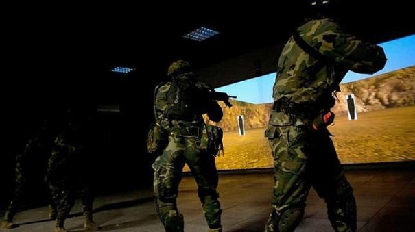 Simulador virtual Indra Victrix