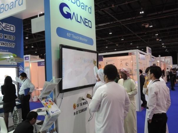Soditec Galneo GESS Dubai2014