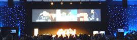 Sono participó en el MWC 2014 como suministrador de sistemas audiovisuales para los stand y el evento 4YFN