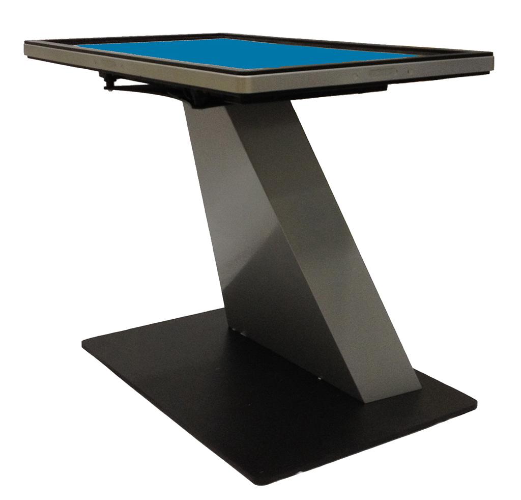 Macroservice ofrece soportes para crear mesas t ctiles - Soporte para mesa ...