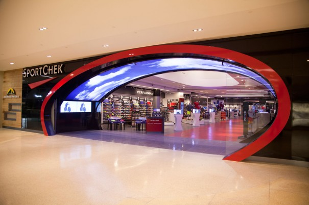 Sport Chek en West Edmonton Mall