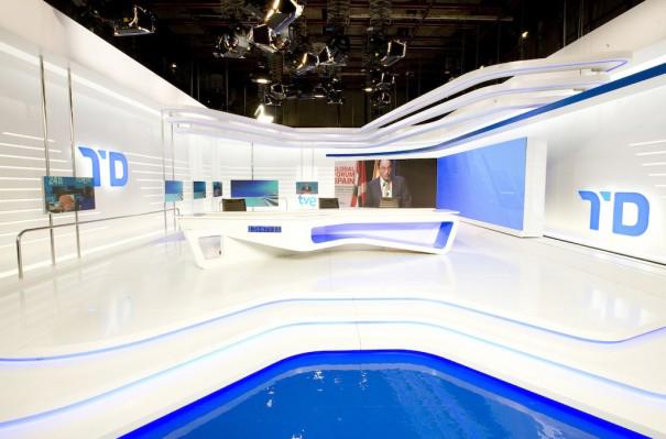 TVE Telediario renueva con videowall 4K