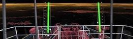 VTT y Rolls-Royce desvelan y diseñan una sala de control con tecnología real para tripular los barcos de carga del futuro
