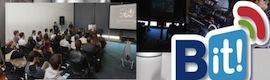 BIT Broadcast 2014: un certamen innovador en torno a más de 75 workshops profesionales y soluciones en vivo