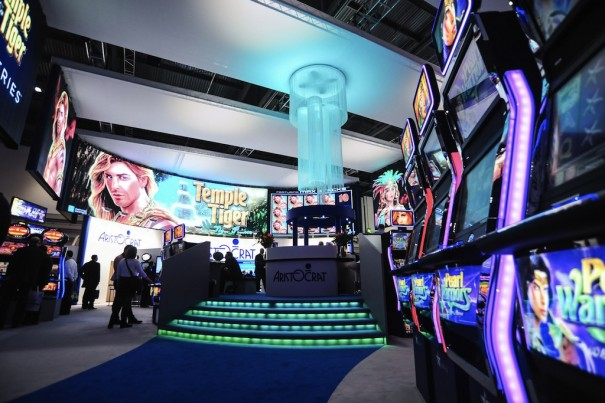 XL Video ICE Totally Gaming 2014 Aristocrat