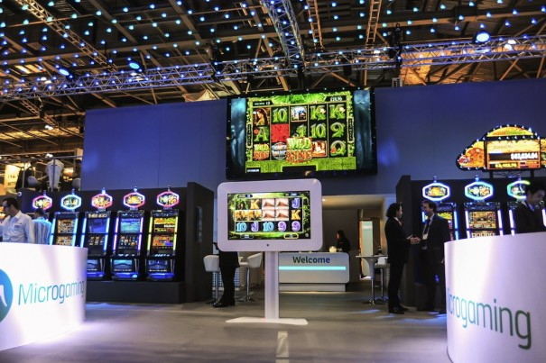 XL Video ICE Totally Gaming 2014 Microgaming