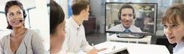 Arkadin Hybrid Audio permite acceder a una videoconferencia mediante VoIP o PSTN