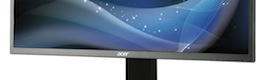 "Acer developed for professional editing and design the B326HUL monitor 32 ""HD"