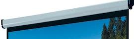 Aldir incorpora a su cartera las nuevas pantallas de proyección y soportes de Aqprox!