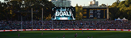 Daktronics provides visual systems for the newly renovated Adelaide Oval in Australia