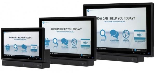 Diode kioscos interactivos Motorola Solutions