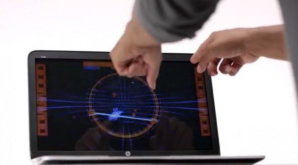 HP estudio gestos TIC