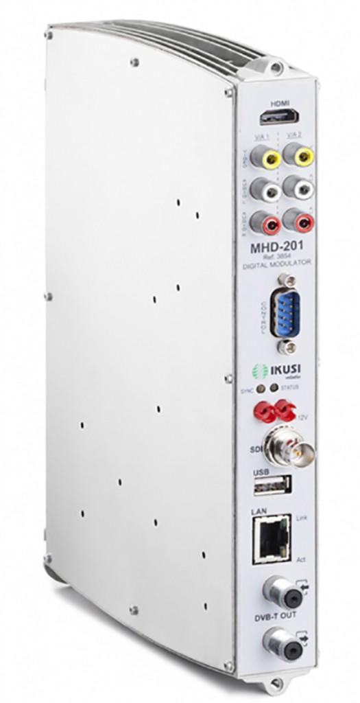 Ikusi modulador MHD-201