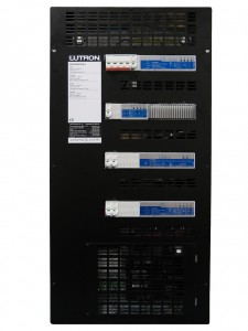 Lutron - Nuevo Panel DIN RAIL