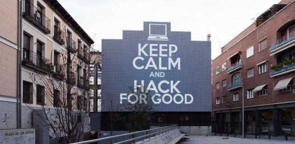 Medialab Prado HackForGood2014